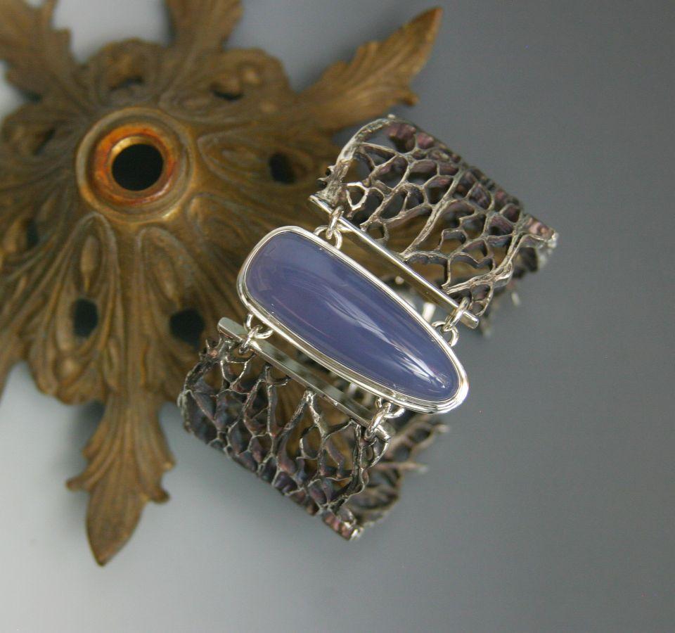 Chalcedony bracelet web